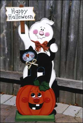 Halloween Wood Craft Patterns